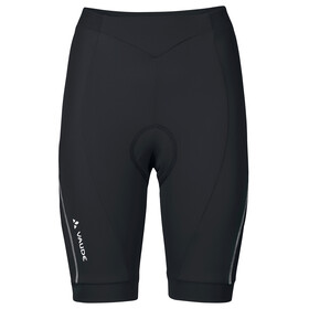 VAUDE Advanced II pantaloncini da ciclismo Donna nero